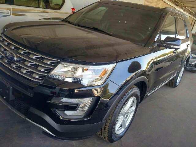 新款福特探险者7座SUV 现车到店城市越野