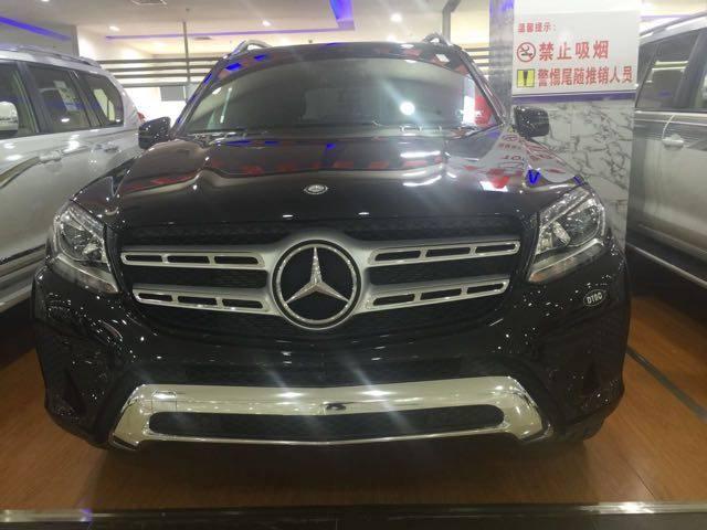 17款奔驰GLS450最新价格天津港平行进口