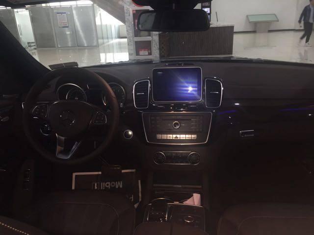 17款奔驰GLS450天津港最新报价高端越野